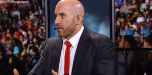 Will Cesaro get a push with the brand extension?