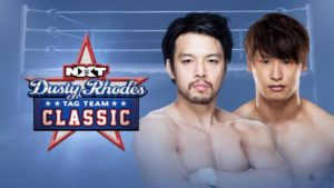 Kota Ibushi and Hideo Itami team up for the Dusty Classic