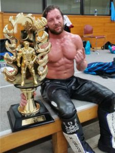Kenny Omega wins the G1 Climax 26