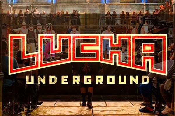 Lucha Underground TV Show - Watch