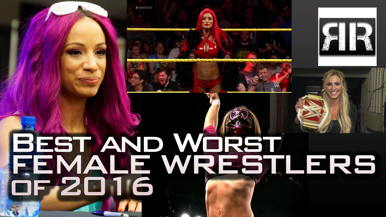 Best and Worst Female Wrestlers of 2016