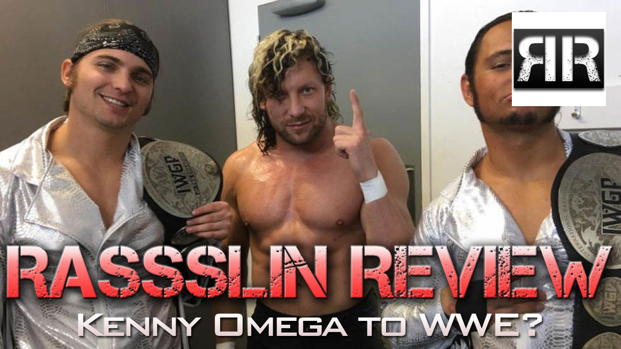 Rassslin Review 1/8/17