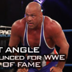 Kurt Angle to be inducted into the WWE HOF
