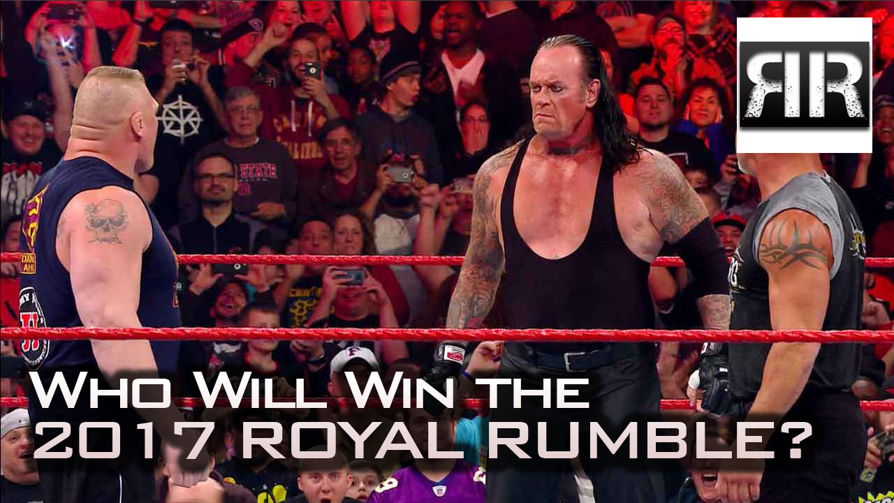 Who Will Win the 2017 Royal Rumble?