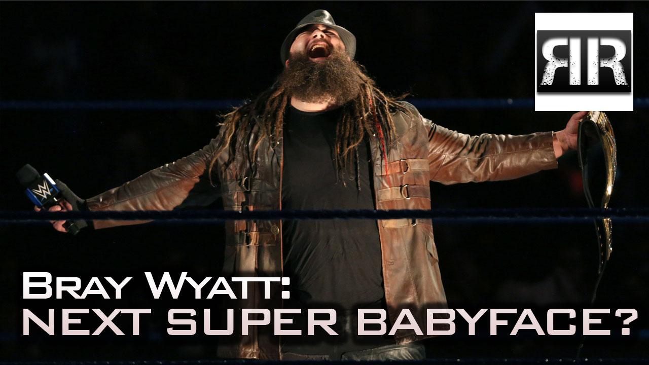 Bray Wyatt babyface