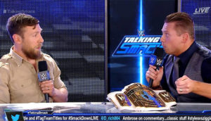 Daniel Bryan and The Miz on Talking Smack