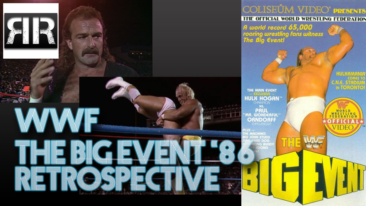 WWF The Big Event 1986 Retrospective