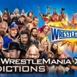 WrestleMania XXXIII Predictions