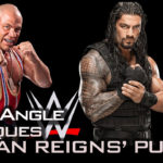 Kurt Angle on Roman Reigns' Push