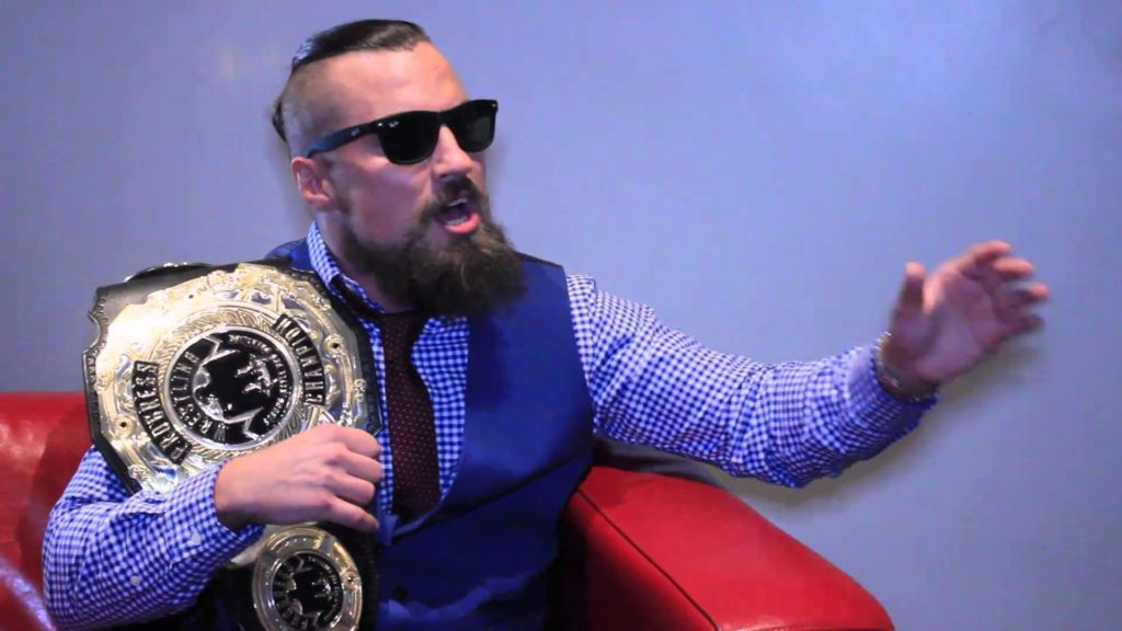 Marty Scurll joins Bullet Club