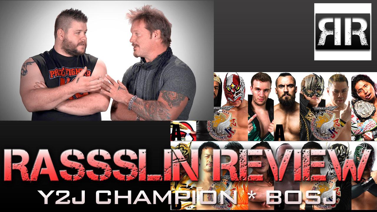 Rassslin Review 5/27/17