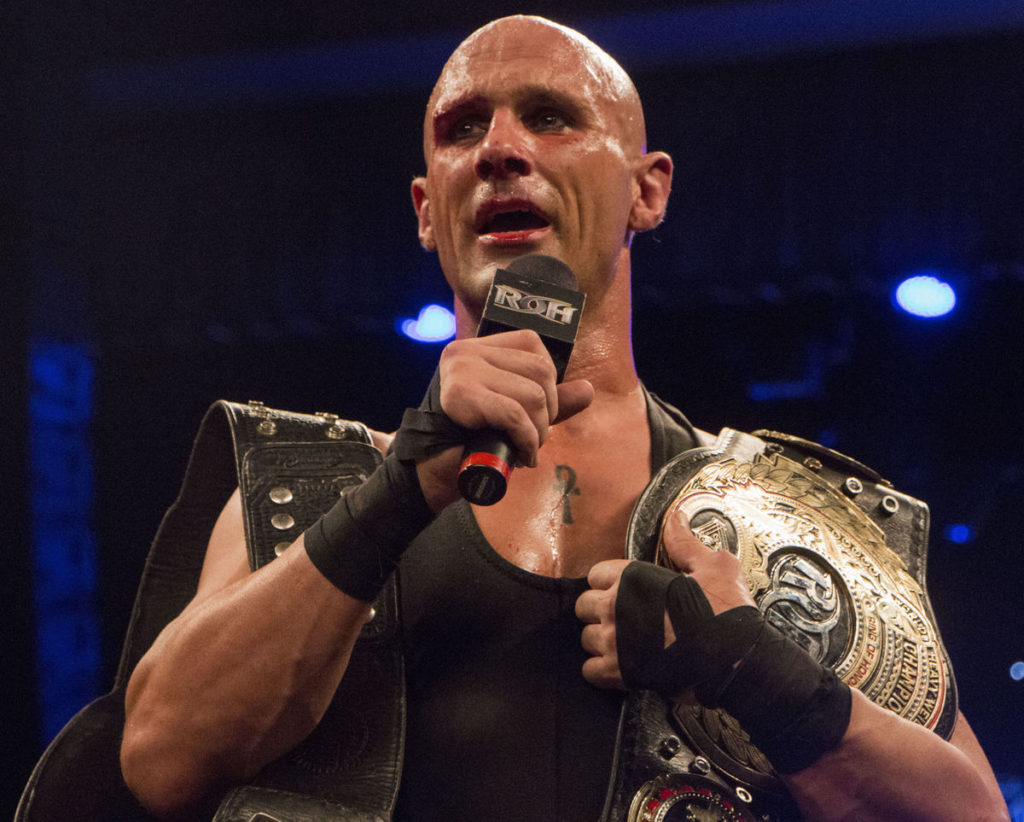 Christopher Daniels in our Rassslin Rankings