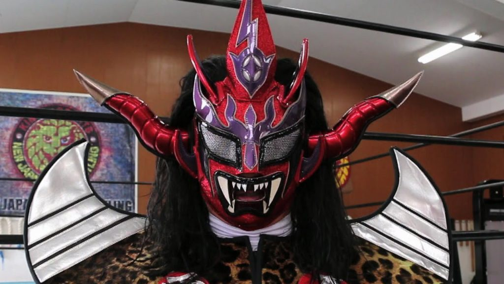 Jushin Thunder Liger's last Best of the Super Jrs