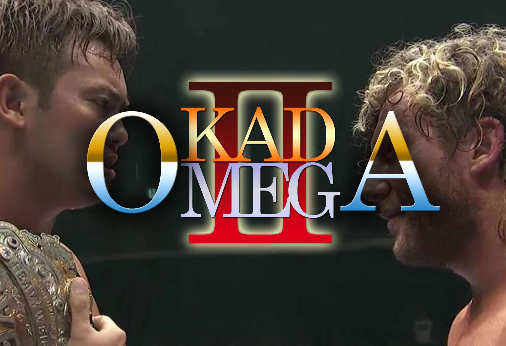 Okada vs. Omega II Preview