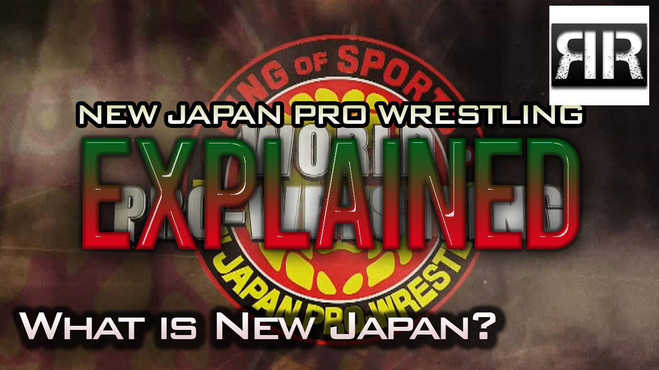 What is New Japan?