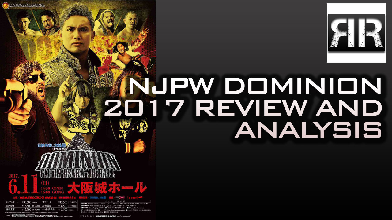 NJPW Dominion 2017 review