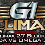 NJPW G1 Climax 27 Blocks