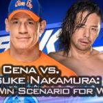 John Cena vs. Shinsuke Nakamura