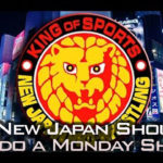 New Japan Pro Wrestling Monday Night