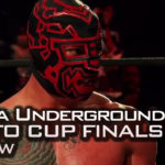 Lucha Underground Cueto Cup Finals Review