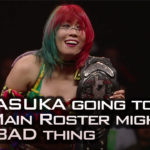 Asuka Relinquished NXT Women's Championship