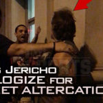 Chris Jericho Street Altercation