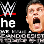 WWE Cease and Desist FTR