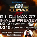 G1 Climax 27 Finals Preview