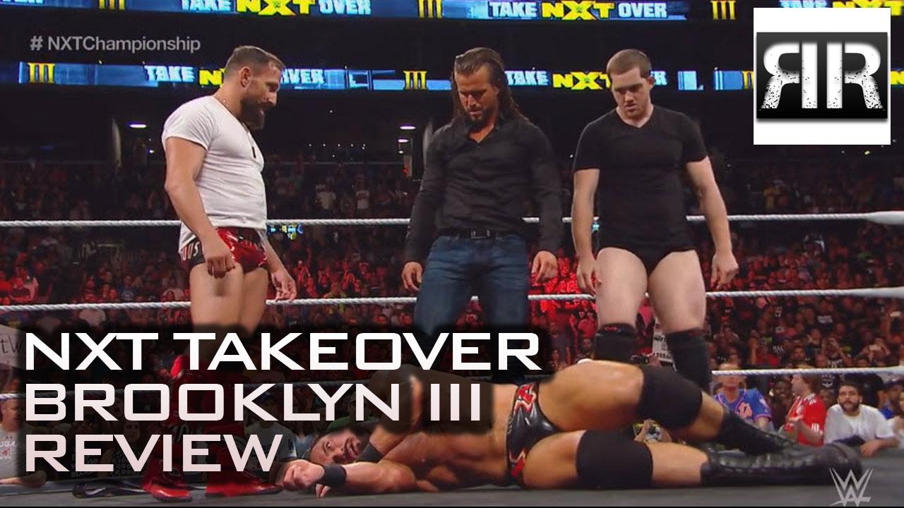 Adam Cole debuts in NXT
