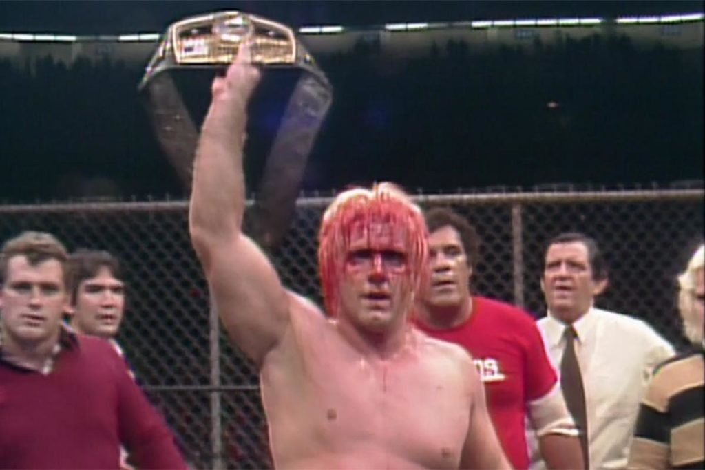 Ric Flair Wins NWA World Title at Starrcade 1983