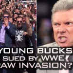 The Young Bucks being sued by WWE?