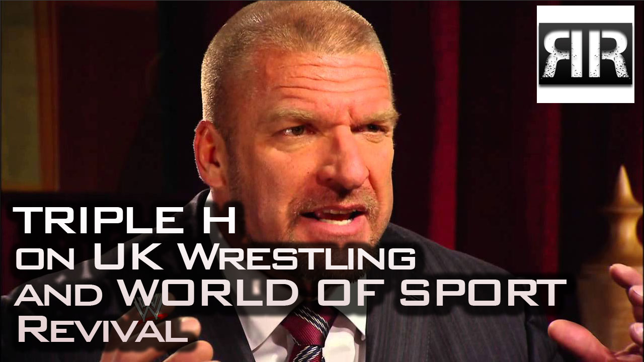 Triple H on UK Scene
