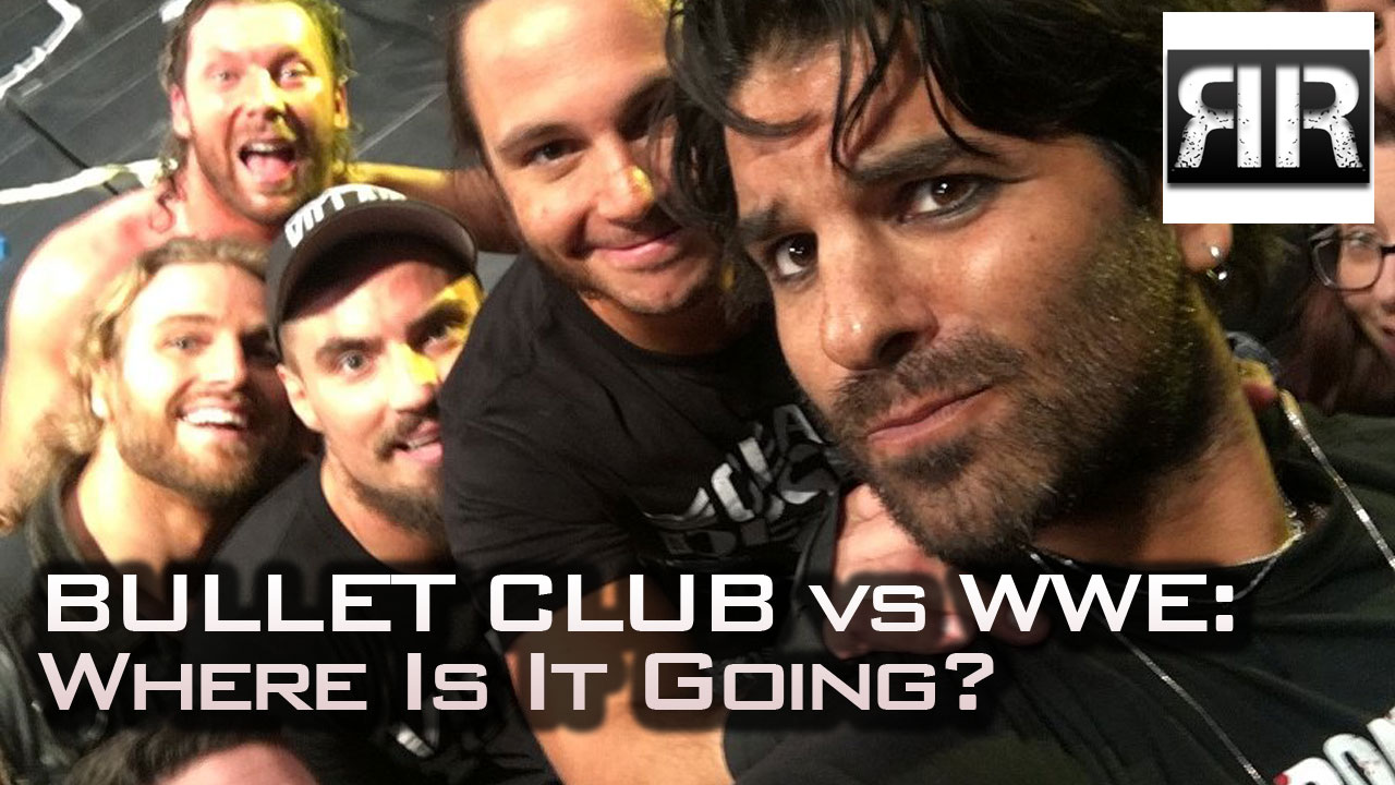 Bullet Club at the Global Wars Tour 2017