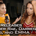 Emma fired by WWE