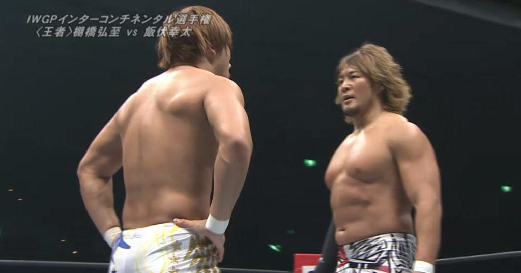 Tanahashi vs. Ibushi