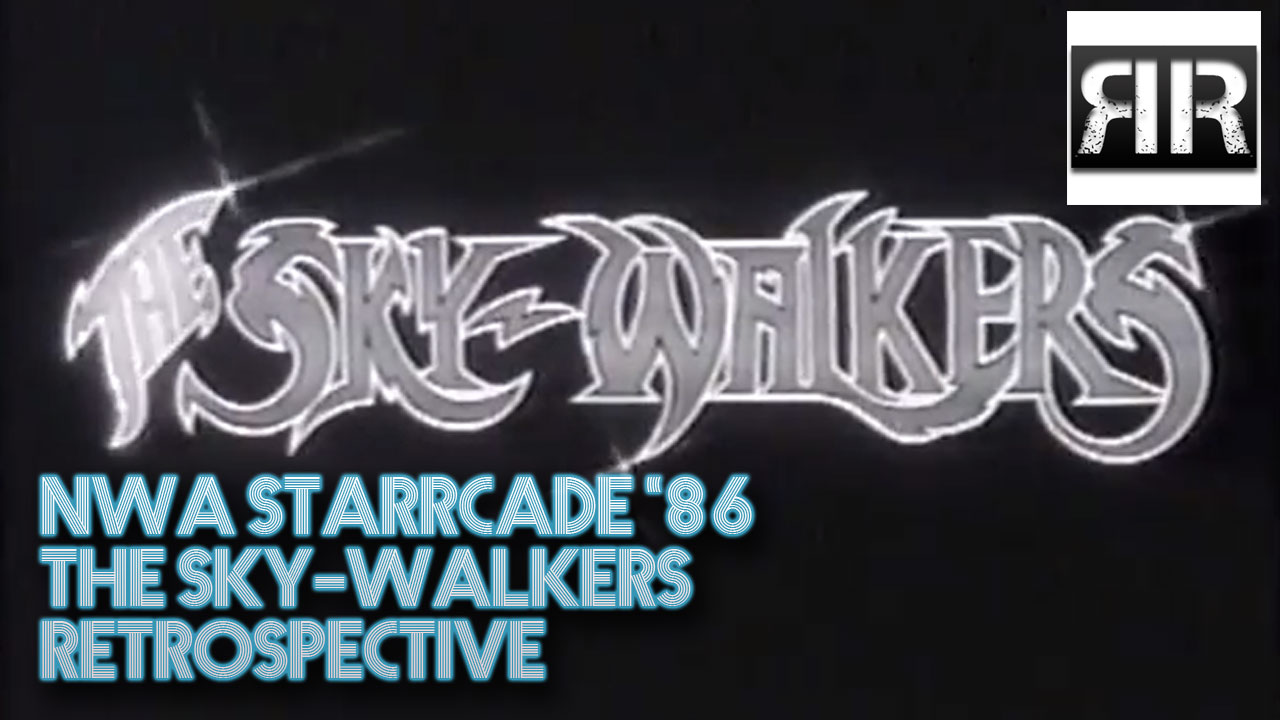 NWA Starrcade '86: The Sky-Walkers