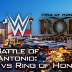 The Battle of San Antonio: WWE vs. Ring of Honor