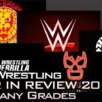 Pro Wrestling 2017 Year In Review: Company Grades
