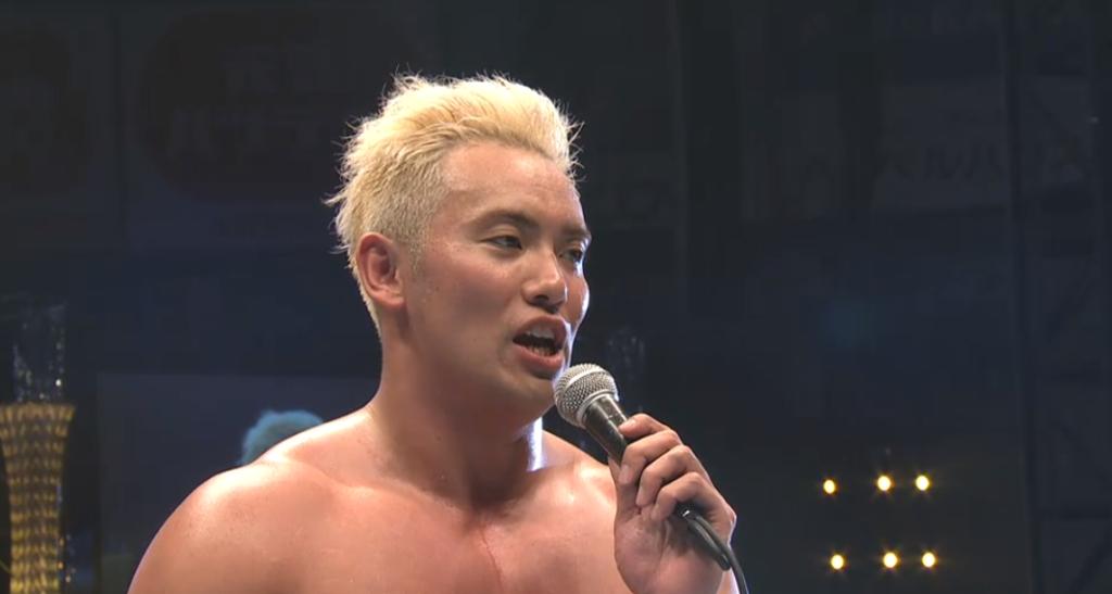 Kazuchika Okada victorious at WrestleKingdom 12