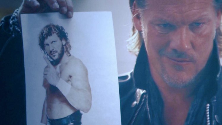 Chris Jericho vs Kenny Omega Wrestle Kingdom 12