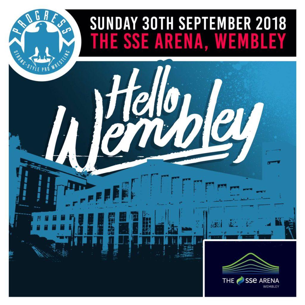 Progress Wrestling at Wembley
