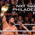 NXT TakeOver Philadelphia Review