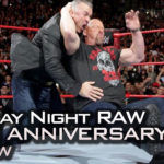 Monday Night RAW 25th Anniversary Review
