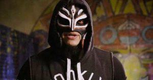 Rey Mysterio Jr. in New Japan Pro Wrestling